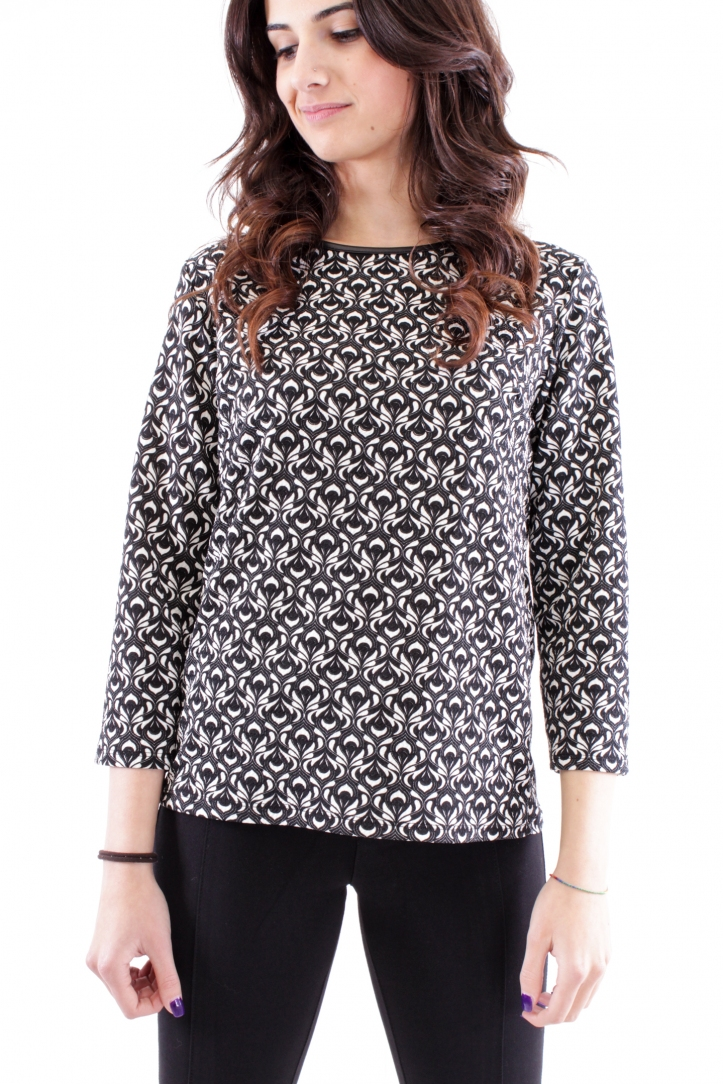 BLUSA ARABESQUE