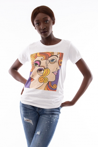 T SHIRT PICASSO